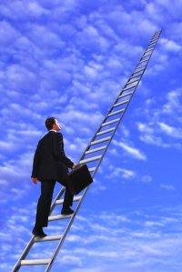 Escalera al éxito: la libertad